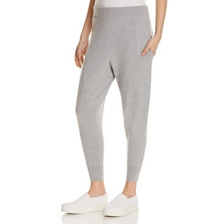 Vince Womens Jogger Pants High Waisted Ankle