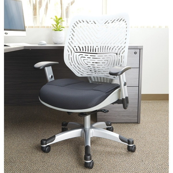 Self Adjusting SpaceFlex Office Chair with Self Adjusting Mechanism. Opens flyout.