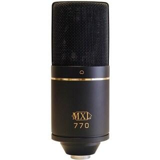 MXL 770 XLR Condenser Microphone
