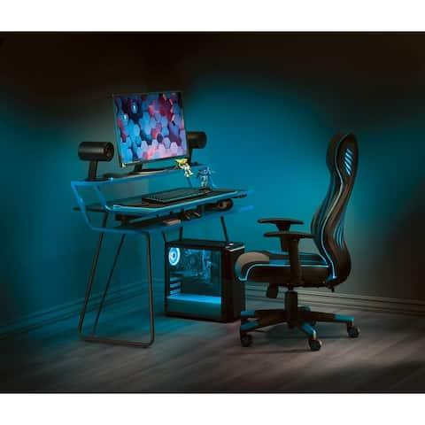 Porch & Den Higby Leveled Gaming Desk