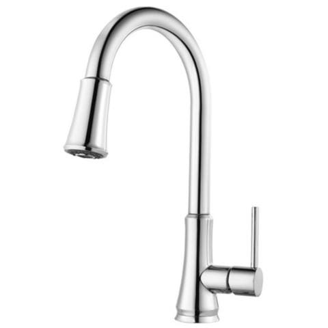 Pfister G529-PF2 1.8 GPM Kitchen Sink Faucets Pull-Out Spray