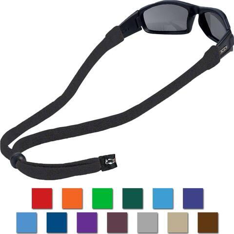Chums Original Cotton Large End Adjustable Sunglasses Eyewear Retainer - One Size