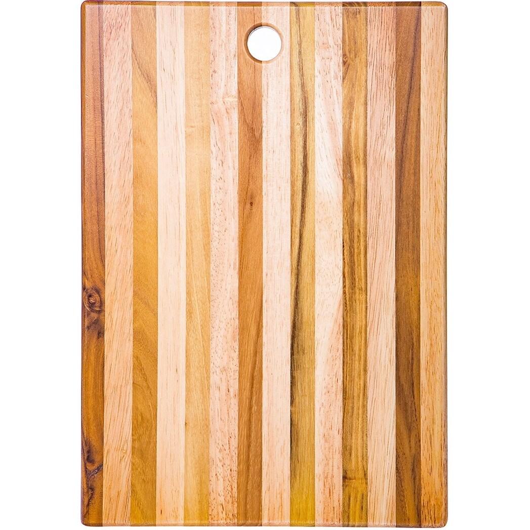 Palais Dinnerware Teak Cutting Board Wooden Butcher Block