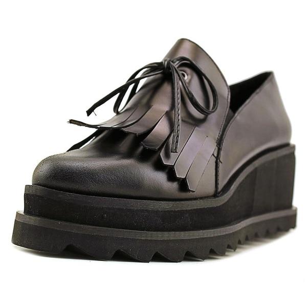Sixtyseven 77354 Women Black Flats