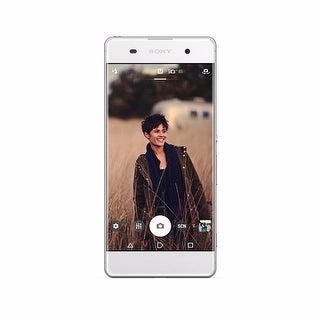 Sony Xperia XA Unlocked Smartphone - 16GB, White, 4G LTE GSM (USA Warranty) - F3113 - White