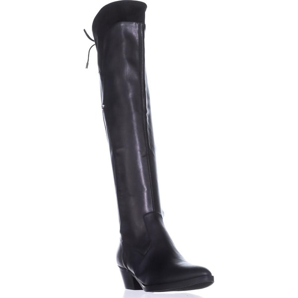 G by Guess Vianne2 Over-the-Knee Boots, Black Multi