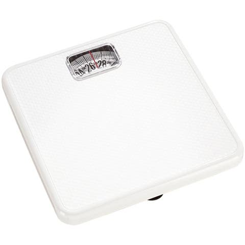 Taylor 20005014T Basic Analog Scale 300 Lbs., White