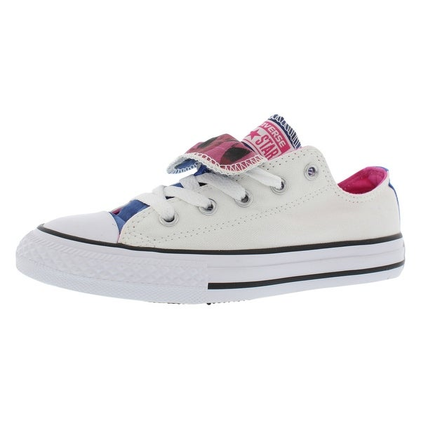 d209ca73ebe Shop Converse Chuck Taylor All Star Double Tongue Girl's Shoes - On ...