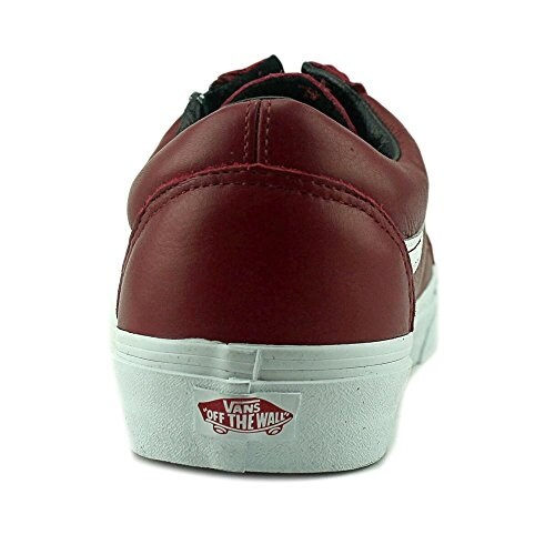 Vans Old Skool Zip Men US 11 Red Sneakers
