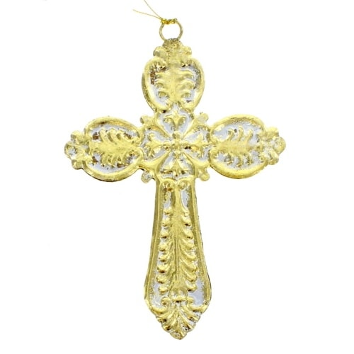 Gold Antique Cross