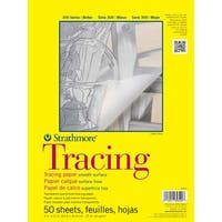 "50 Sheets - Strathmore Tracing Paper Pad 11""X14"""