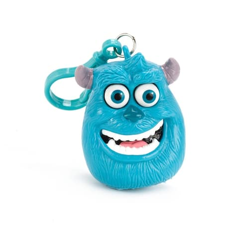 Monster University Popping Eyes Squeeze Key Ring Sulley - Multi