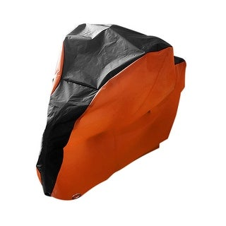Link to Waterproof Rain UV Dust Resistant Protective Cover for Bike Bicycle - Orange Similar Items in Cycling Equipment