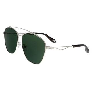 Givenchy GV7049/S 010 QT Palladium Square Sunglasses - no size