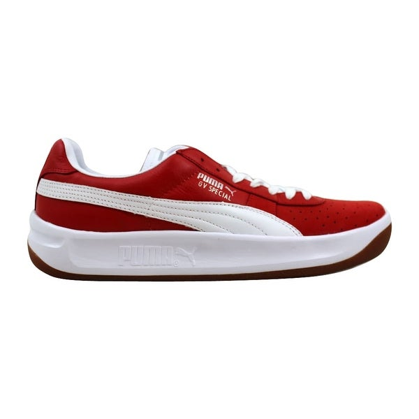 sneakers for cheap 03018 f8018 Shop Puma GV Special Basic S High Risk Red/Whisper White ...