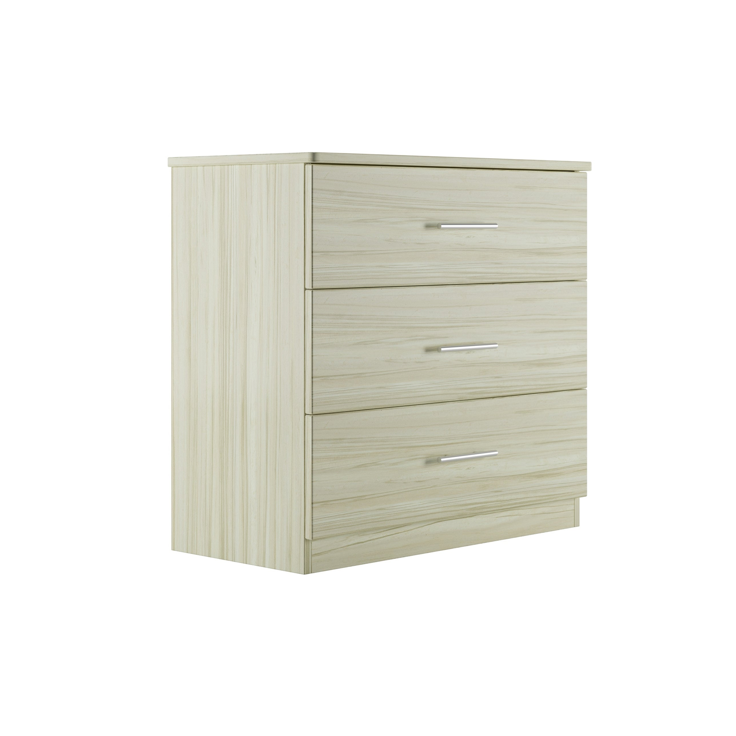 Milford Solid Wood Cane 3 Drawer Chest On Sale Overstock 31323796