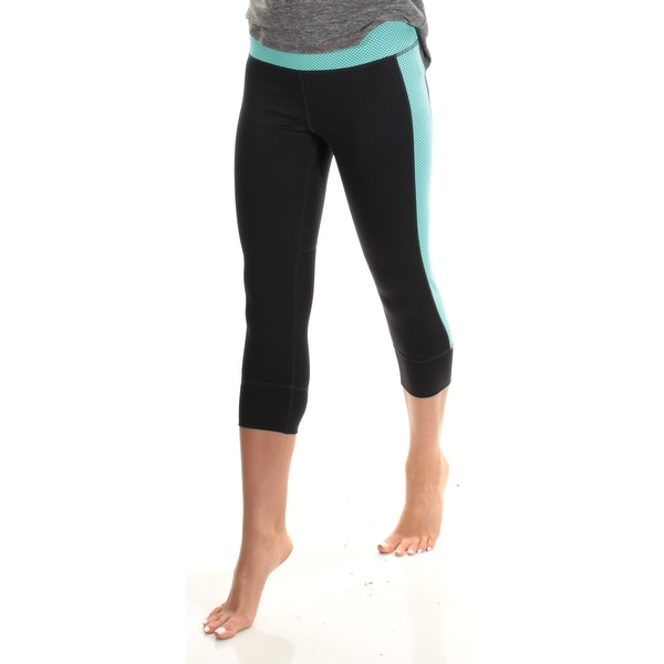 c22c411b38a69 Shop TOMMY HILFIGER Womens Blue Active Wear Leggings Size: XL - On Sale -  Free Shipping On Orders Over $45 - Overstock - 24058924
