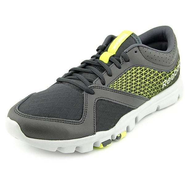 Reebok YourFlex Train 7.0 LMT Men Round Toe Synthetic Black Cross Training