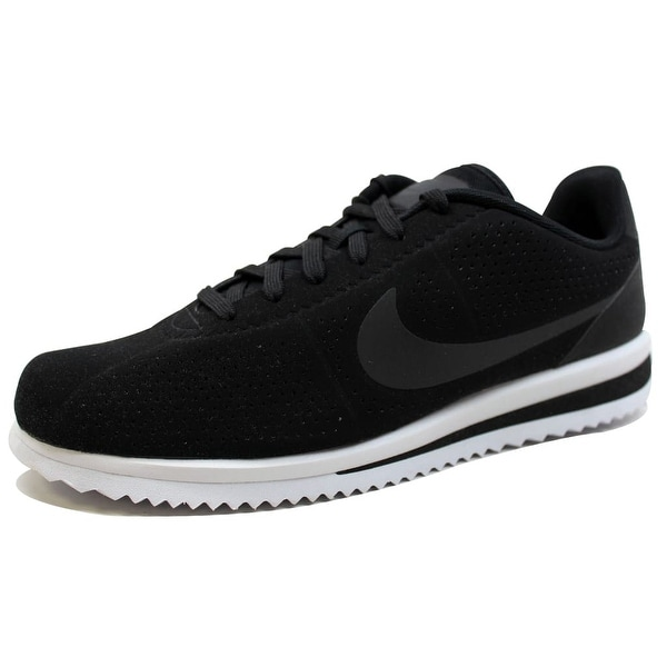 Nike Men's Cortez Ultra Moire Black/Black-White 845013-001