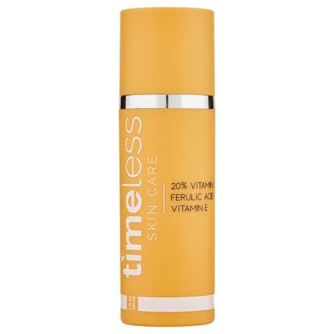 Timeless Skin Care 20% Vitamin C + E Ferulic Acid Serum 4 oz - 4 Oz.