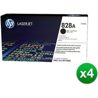 HP 828A BLACK IMAGING DRUM FOR CF358A (4-Pack) HP 828A Black LaserJet Imaging Drum - 30000 Page - 1 Pack - OEM