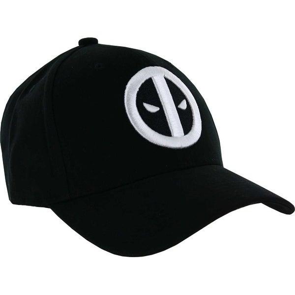 e29845dbe6b401 ... get marvel comics deadpool merc hat free shipping on orders over 45  overstock 28058276 b55e5 fe58f
