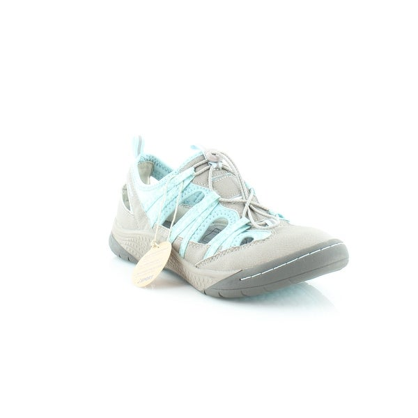 Jambu Hibiscus Women's Athletic Cement/Pastel Blue