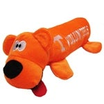 Collegiate Tennessee Volunteers Pet Tube Toy