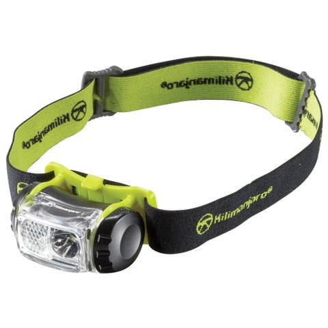 Kilimanjaro LED Headlamp 180 Lumens Spot or Floodlight Water Resistant - 910101