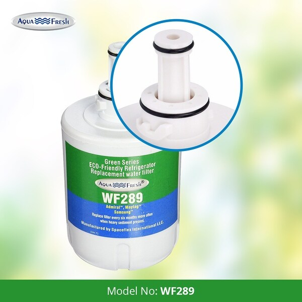 Fits Samsung OPFS-RF300 Refrigerators Aqua Fresh Water Filter 6 Pack