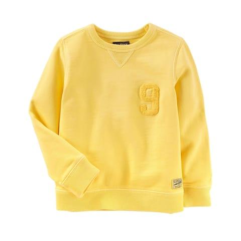 OshKosh B'gosh Baby Boys' French Terry Sweatshirt