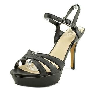 Vince Camuto Peppa Women  Open Toe Leather  Platform Heel