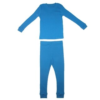 CTM® Boys' Thermal Top and Bottom Set