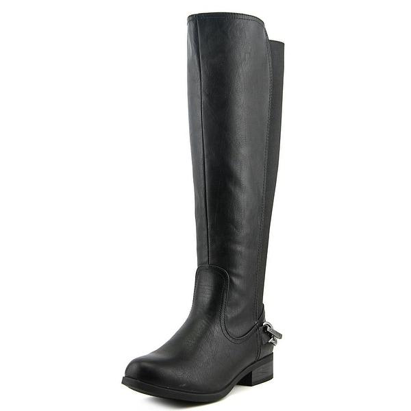 Nautica Ridgeland Women  Round Toe Synthetic Black Knee High Boot