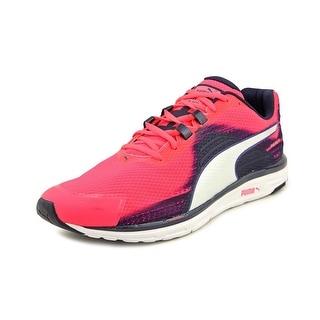 Puma Faas 500 v4 Round Toe Canvas Sneakers