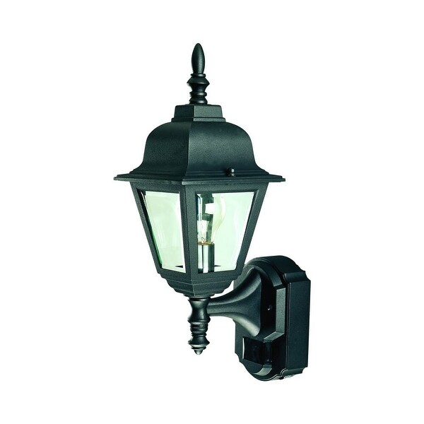 Heath Zenith Hz 4191 1 Light 180 Degree Motion Activated Outdoor Wall Sconce