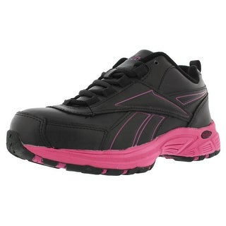 5e6ae6a395fa Shop Reebok Oxford Work Athletic Women s Wide Shoes - Free Shipping Today -  Overstock - 27731773