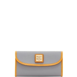 Dooney & Bourke Eva Braid Continental Clutch Wallet (Introduced by Dooney & Bourke at $118 in Jul 2018)