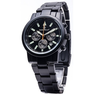 Smith & Wesson Pilot Watch Multi Function Chronograph 39mm 3ATM - Black