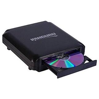 Kanguru Solutions U2-DVDRW-24X Kanguru U2-DVDRW-24X External DVD-Writer - DVD-RAM/±R/±RW Support - 48x CD Read/48x CD