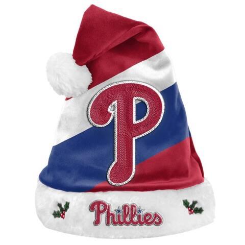 Philadelphia Phillies Santa Hat Basic