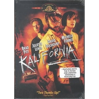 Kalifornia - DVD