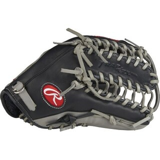 "Rawlings Baseball 12.75"" Finger-Shift Outfield Glove (Right Hand Throw)"