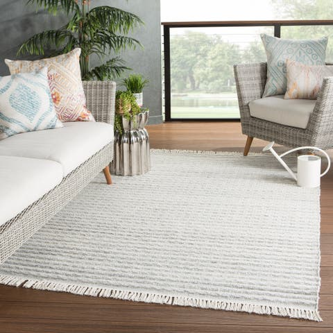 The Curated Nomad Oaview Indoor/ Outdoor PET Yarn Area Rug