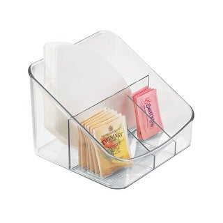 InterDesign 59730 Linus Coffee Station, Clear