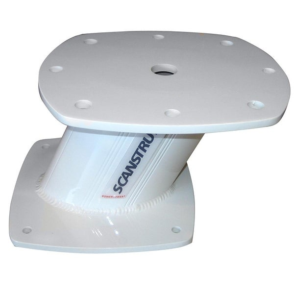 "Scanstrut 6"" Aluminum PowerTower f/Open Array Raymarine (4'), Furuno (2'), Garmin & Navico HALO (3', 4', 6') - APT6003"