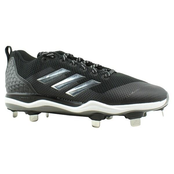 f9410dbde Shop Adidas Mens B39181 Black Baseball Cleats Size 8.5 - On Sale ...