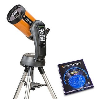 Celestron 11068 NexStar 6SE Schmidt-Cassegrain Telescope w/ Skymaps