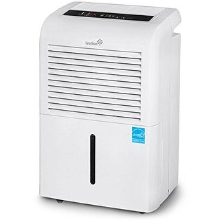 Ivation 70 Pint Energy Star Dehumidifier WITH PUMP - Large-Capacity For Spaces Up To 4,500 Sq Ft