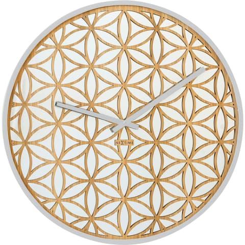NeXtime Bella Mirror Wall Clock